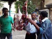 صور.. تحرير محاضر تموينية للذبح خارج السلخانة بمدينة جهينة فى سوهاج