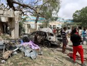 تفجير شاحنة مفخخة حاولت استهداف القوات العراقية فى قضاء الحويجة