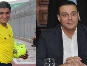 """اتحاد الكرة عن إيقاف إبراهيم نور الدين: """"عصام عبد الفتاح ما يقدرش"""""""