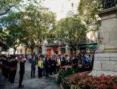صور.. برشلونة تحتفل باليوم الوطنى لكاتالونيا بحضور رئيس الحكومة