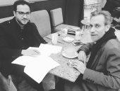 """صورة.. أول جلسة عمل بين مخرج ومؤلف الجزء الثالث من """"كلبش"""""""