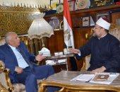 وزير الأوقاف: تشغيل المساجد المنشأة حديثا بالوادى الجديد بالطاقة الشمسية
