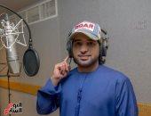 الفنان الإماراتى المنهالى ينشر صورا له على انستجرام ردا على شائعات القبض عليه