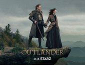 146 ثانية للإعلان الرسمى عن الموسم الخامس لمسلسل Outlander.. فيديو