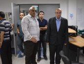 نائب محافظ بورسعيد يتابع استعدادات الحملة الجديدة للقضاء على فيروس سي