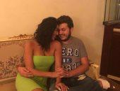 """""""سمن على عسل"""".. انتهاء الخلاف بين نادين الراسى وابنها بعد اتهامه بضربها"""
