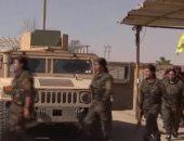 """شاهد.. الجيش السورى يبدأ عملية طرد """"داعش"""" من مناطق شرق الفرات"""