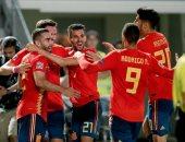 دورى الأمم الأوروبية.. رودريجو يضيف هدف إسبانيا الرابع ضد كرواتيا