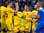 ملخص واهداف مباراة ايسلندا ضد بلجيكا 0-3 بدوري الأمم الأوروبية