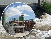 """صور.. بدء تجهيزات أول مشروع لتوليد الكهرباء من مخلفات الصرف الصحى بالإسكندرية.. رصد 3 مليارات جنيه للمشروع وبدء التشغيل 2021.. الفكرة قائمة على إنتاج الطاقة من """"الحمأة"""" للتخلص الروائح الكريهة.. ويوفر 4 ميجا وات"""