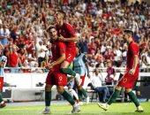 ملخص مباراة البرتغال ضد ايطاليا 1 - 0 فى دورى الامم الاوروبية