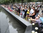 اللجنة العليا للأخوة الإنسانية تزور النصب التذكارى لأحداث 11 سبتمبر بنيويورك