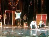"""""""شباب البعيرات"""" بالاقصر  ينافس فى مسابقة هواة الفنون المسرحية على مستوى الجمهورية"""