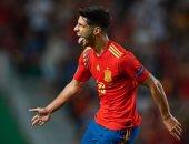 هل حان وقت تألق أسينسيو موهبة ريال مدريد مع منتخب إسبانيا؟