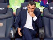 أخبار برشلونة اليوم عن اعتماد فالفيردى على المداورة بسبب ضغط المباريات