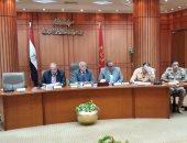 """المجلس التنفيذى لـ""""بورسعيد"""" يشكر الرئيس لإطلاق اسم المحافظة على أول فرقاطة مصرية"""
