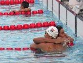 ذهبيتان وبرونزية للسباحة المصرية فى بطولة افريقيا