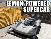 """فيديو وصور.. خبراء فى وكالة ناسا يخترعون سيارة تعمل بـ""""عصير الليمون"""""""