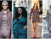 مانينيكر الرجال وحجاب العارضات.. أبرز لقطات أسبوع الموضة العالمى بنيويورك