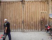 """شارع إبراهيم بك بشبرا.. امبراطورية الغزل والنسيج الـ""""منسية"""".. صور"""