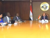 """وزير الصناعة يؤكد حرص مصر على إنشاء مشروعات بـ""""القارة السمراء"""""""