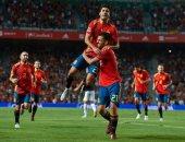 كل اهداف مباريات الثلاثاء.. إسبانيا تسحق كرواتيا بسداسية فى دورى الأمم
