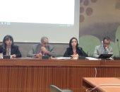 مايا مرسى للدولى لحقوق الإنسان: ثورة 30 يونيو أنقذت حقوق المرأة المصرية