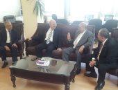 صور... جامعة الزقازيق تكرم رئيس جامعة الأزهر