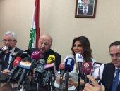3 وزراء لبنانيون يكرمون المطربة إليسا فى بيروت بعد شفائها من السرطان