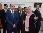 وزير الطيران يتابع استعدادات هيئة الأرصاد الجوية لاستقبال الموسم الشتوى