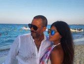 ماجد المصرى يوجه رسالة حب إلى زوجته: نور عنيا اللى تعبانة معايا