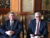 سفير فلسطين بالقاهرة يشكر بارجواى على قرار وقف نقل سفارتها للقدس
