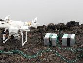 علماء يطورون نوعا جديدا من الطائرات بدون طيار لرصد نشاط البراكين