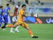 محمد عواد يتحدث عن أول فوز مع الوحدة فى الدورى السعودى