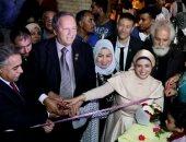 صور.. إقامة الملتقى الدولى للفنانين العرب بحضور مستشار جامعة الدول العربية
