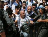 قوات الاحتلال الإسرائيلى تختطف محافظ القدس ومدير مخابراتها
