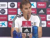 لوبيتيجى: ريال مدريد سقط أمام سيسكا موسكو بسيناريو مثالى