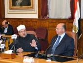 وزير الأوقاف: مصر مليئة بالمعالم الدينية التى تؤكد عظمة وحضارة هذا البلد