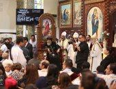 البابا تواضروس يدشن كنيسة الملكة هيلانة فى نيويورك