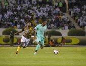 محمد عبد الشافى يقود أهلى جدة أمام المحرق البحرينى فى البطولة العربية