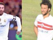 """محمود علاء يسير على خطى """"راموس"""" فى إحراز الأهداف"""