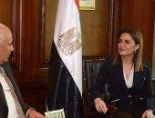 محافظة الوادى الجديد: وزيرة التعاون الدولى توافق على تمويل مشروعات للجذب السكانى