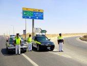 مساعد الوزير للمرور: سيارات دفع رباعى باﻹقليمى تطبيقا لقرار حظر سير النقل