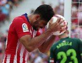 رسمياً.. أتلتيكو مدريد يفسخ تعاقده مع كوستا بالتراضي