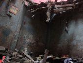 مصرع 4 أشخاص وإصابة 20 فى انهيار مبنى سكنى بالمنامة