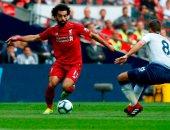 شاهد ملخص لمسات محمد صلاح فى مباراة توتنهام ضد ليفربول