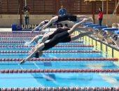 """مصر تفوز بذهبية 100 """"متنوع رجال"""" فى اليوم الأخير من بطولة إفريقيا للسباحة"""
