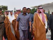 رئيس وزراء إثيوبيا يصل جدة فى زيارة عمل