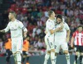 فيديو.. 5 لاعبين يقومون بدور كريستيانو رونالدو مع ريال مدريد
