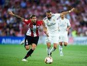 السقوط الأول.. ريال مدريد يقع فى فخ بيلباو ويترك صدارة الليجا لبرشلونة